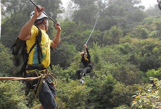 Flight of the Gibbon Thailand
