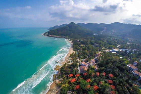 New Star Resort in Koh Samui, Thailand