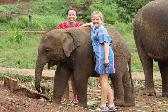 Patara Elephant Farm - Thailand