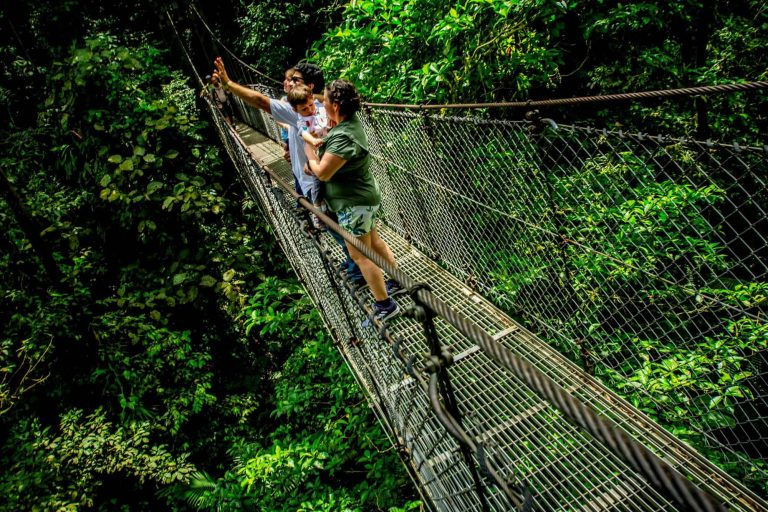 Costa Rica Arenal - Mistico Hanging Bridges