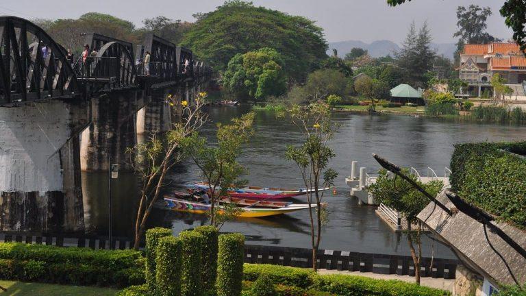 Thailand Vacation - Bridge over the Kwai