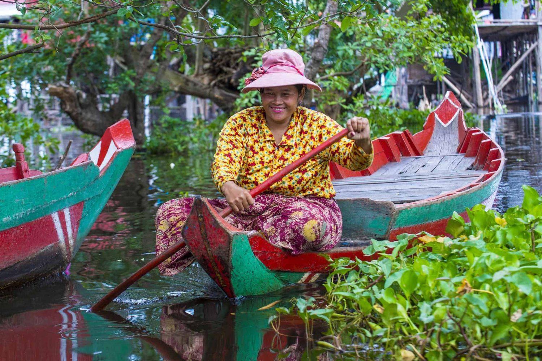 Lake Tonle Sap Tour