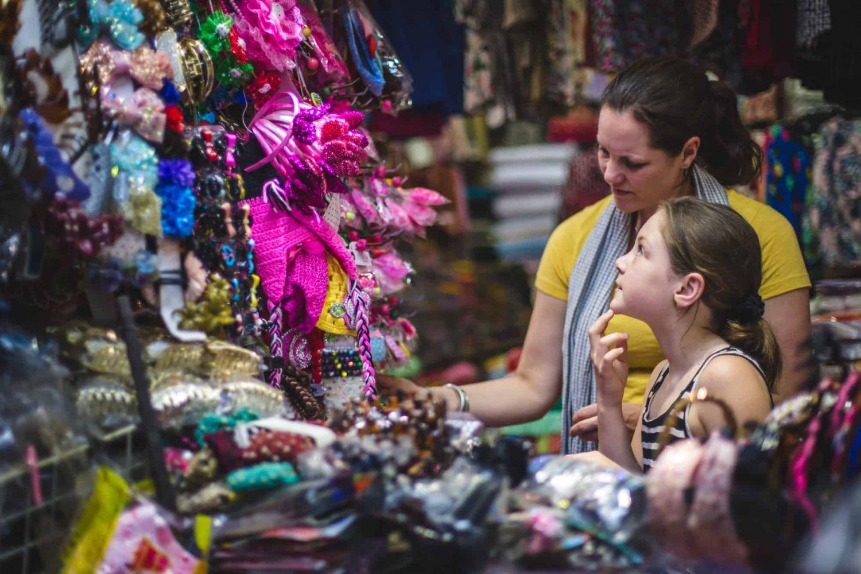 Cambodia Siem Reap Market